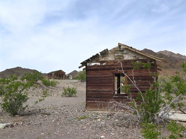 All the structures that you see around the springs were going to be bulldozed by the Park Service. However, Bill Mann and the Mojave River Valley Museum were able to stop the demolition by becoming stewards of the site. Please assist them by not littering and taking only photographs.