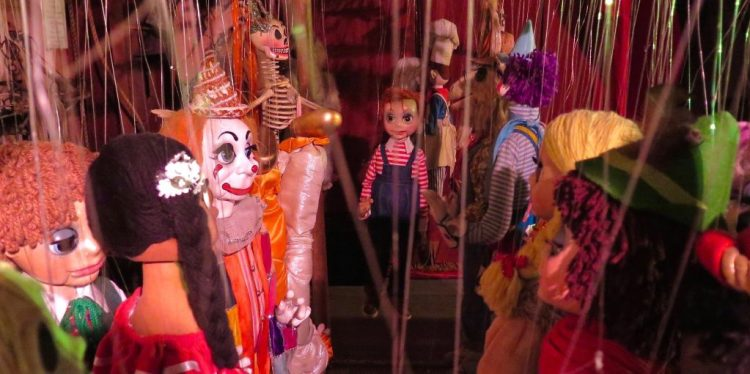 Baker put the property back on the market in 2012 for $2 million as he searched for $150,000 to pay back taxes and for a private investor willing to refinance the mortgage. He made it clear that only the theater site was for sale: He intended to keep his collection of 4,000 puppets intact and hoped to lease back the theater from its new owner.