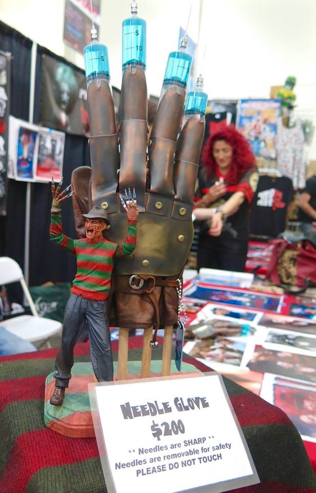 ...or Freddy's needle glove