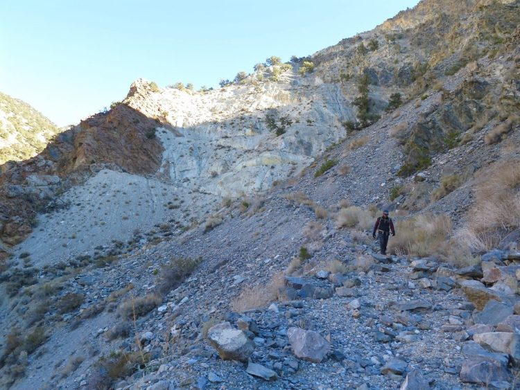 In April, I was finally able to complete the hike to the Champion Sparkplug Mine. My solo adventure up to the camp that once housed the miners was one of the best hiking experiences of my life and I can't wait to share it with you in my next post which I'll be posting later in the week.