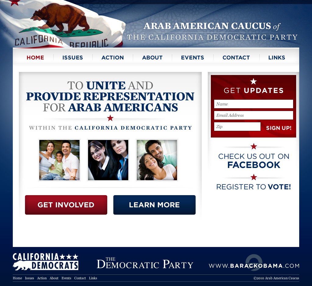 Arab American Caucus