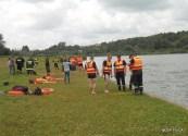 Szkolenie z zakresu ratownictwa wodnego - Pilica 2015 (15)