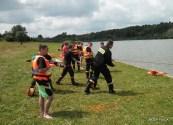 Szkolenie z zakresu ratownictwa wodnego - Pilica 2015 (40)