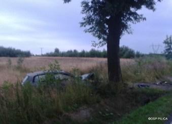 Wypadek na DW 790 - 24.07.2015r (24)