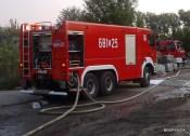 Pożar hali w Ogrodzieńcu (24)