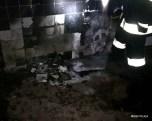 Pożar mieszkania w Gieble - 14.10.2015 004