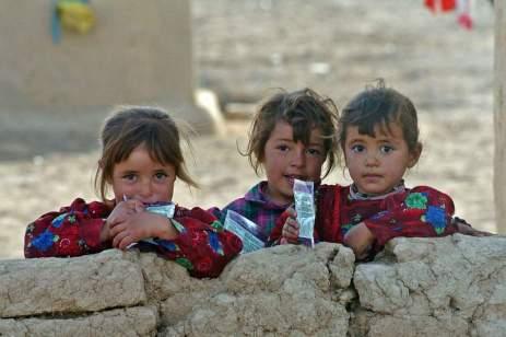 Image result for Iraq War Children