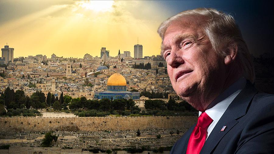 Resultado de imagem para donald trump jerusalem