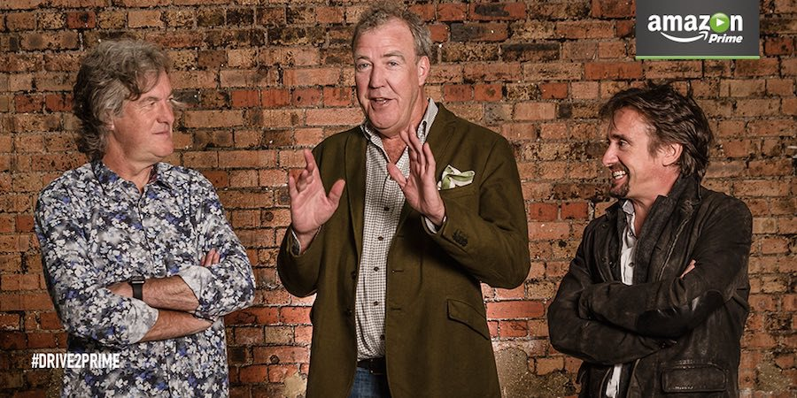 By signing Clarkson & Co, Amazon takes on Netflix, the BBC and Apple in a single move