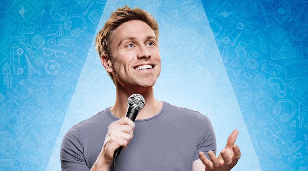 Netflix signs Russell Howard for original stand up special