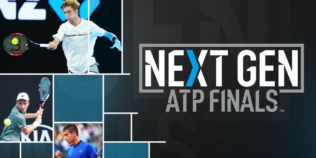 Amazon Prime confirms Next Gen ATP Finals coverage details