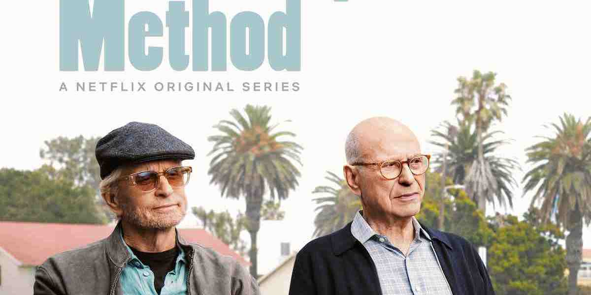 Watch Michael Douglas and Alan Arkin in new trailer for The Kominsky Method