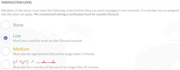 Discord Verification