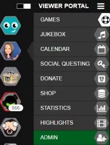 BraneBot Viewer Portal
