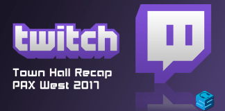Twitch Town Hall Recap PAX West 2017