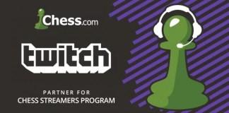 Twitch Chess Partnership