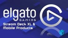 Elgato Stream Deck XL and Mobile