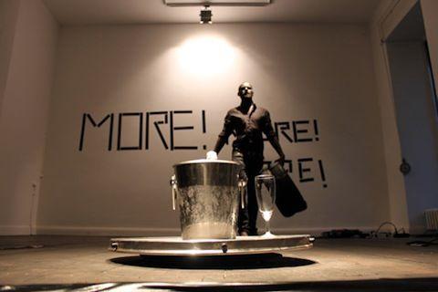 "Felix Fernandez's ""More, More, More"""