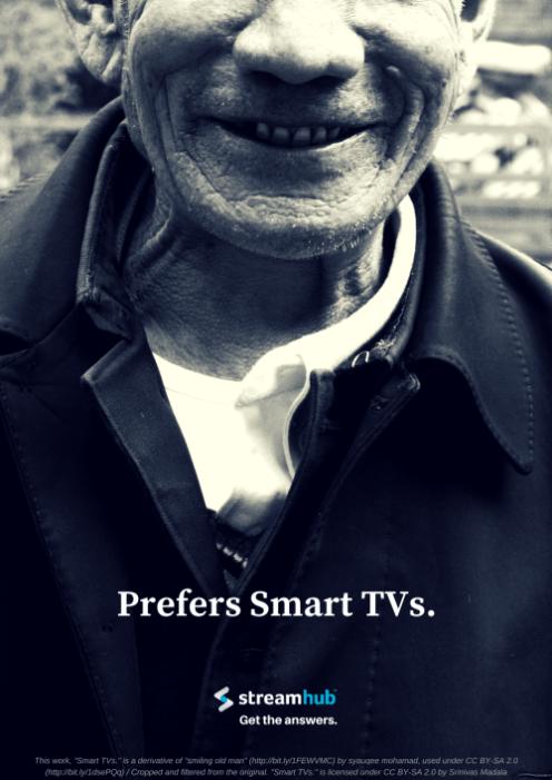Prefers Smart TVs