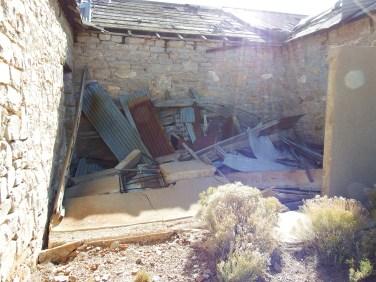 Ruins at Lake Valley
