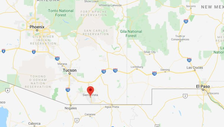 Sierra Vista Location