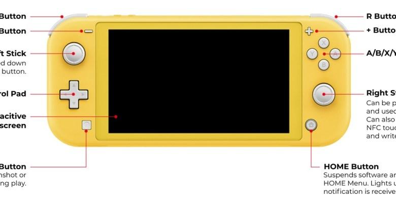 Nintendo Switch Lite : Caractéristiques et Prix en Algérie 1