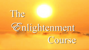 Enlightenment Course Thumnail