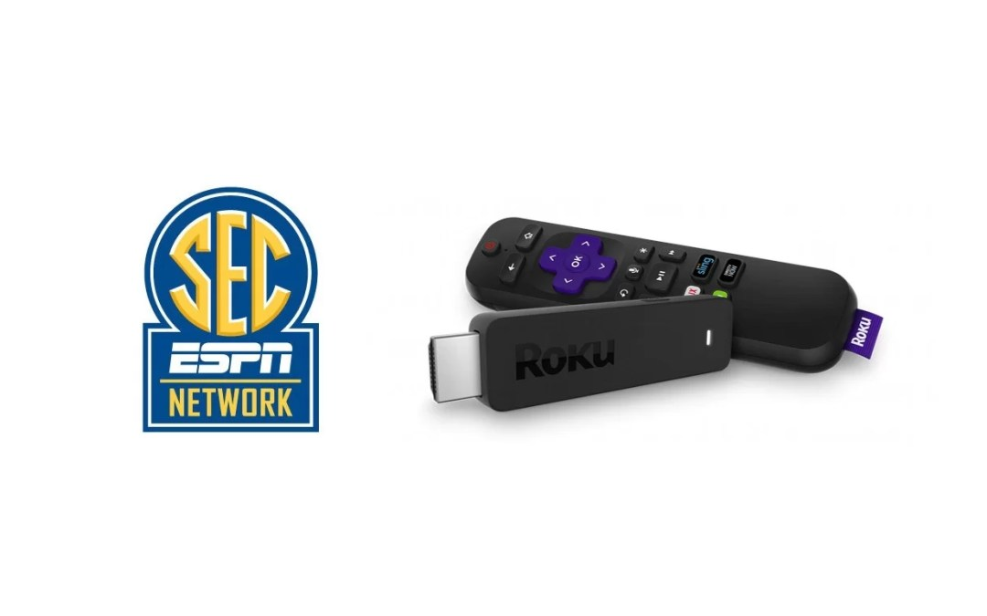 How to Stream SEC Network on Roku Device