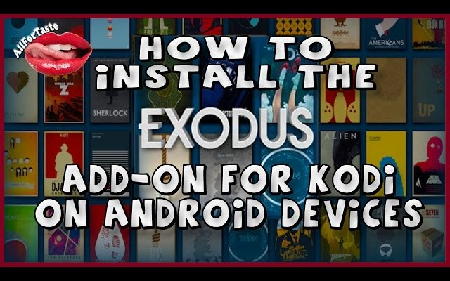 How to install exodus addon on android box | How To Install Exodus