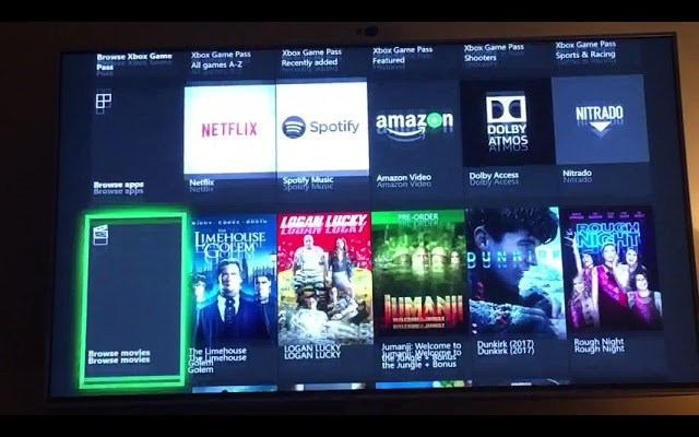 Kodi On Xbox one with exodus details in description