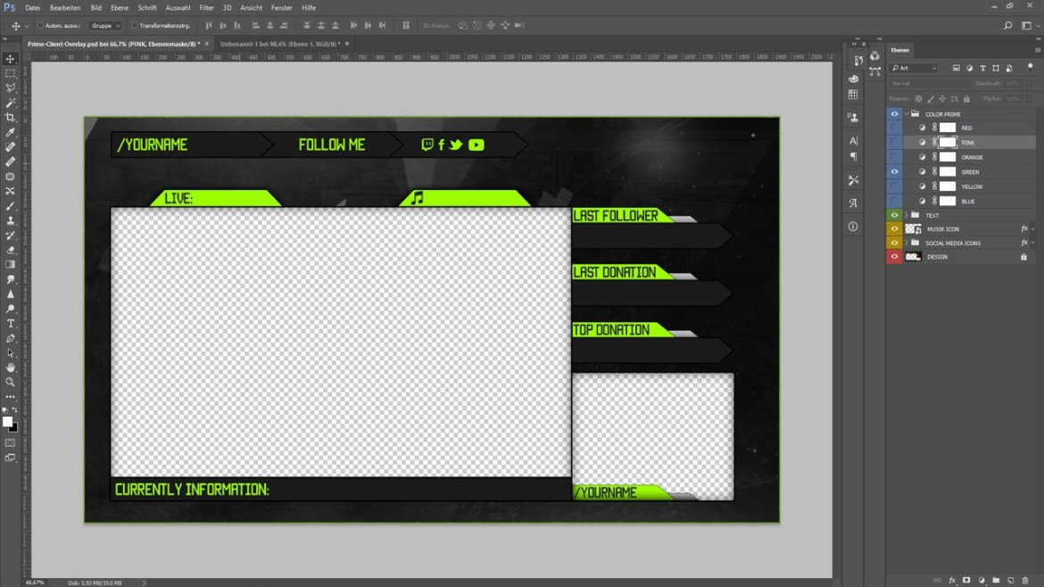 edit twitch overlay