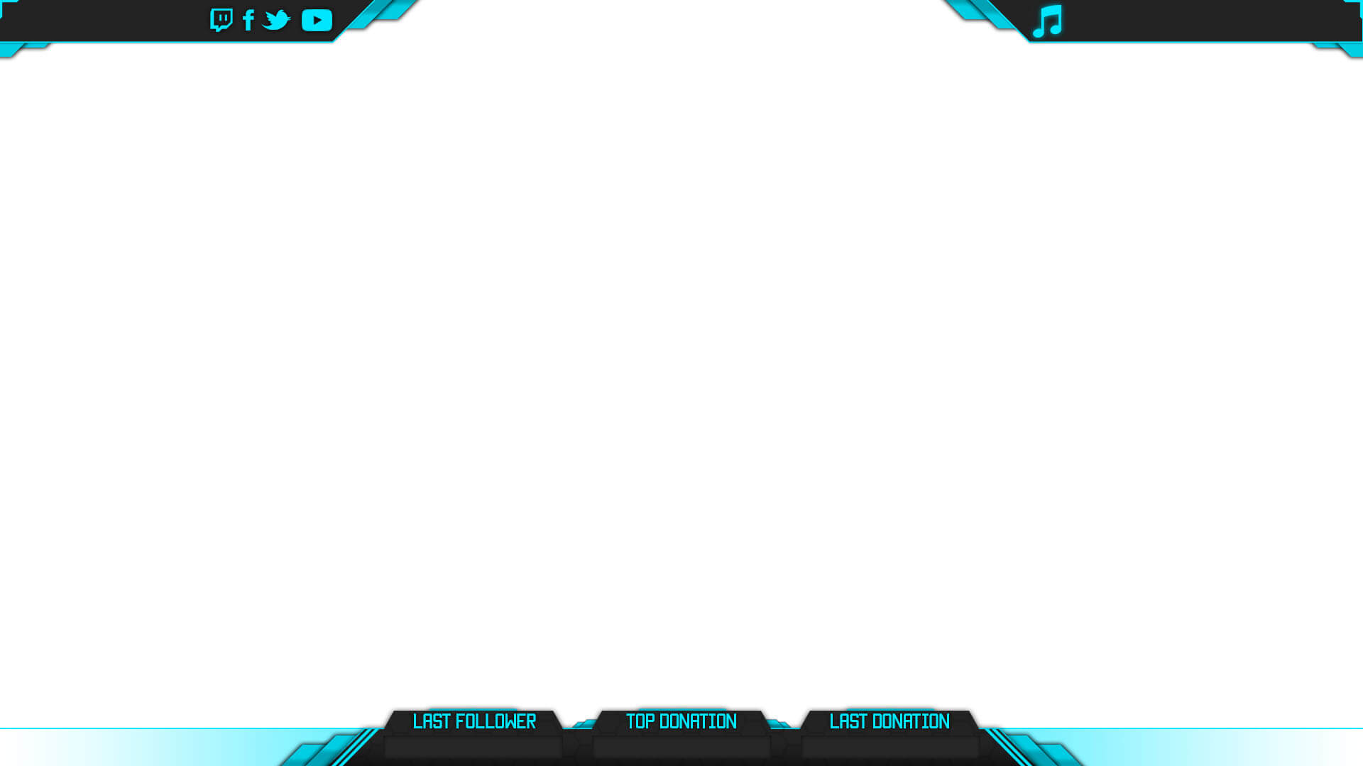 how to make twitch background black
