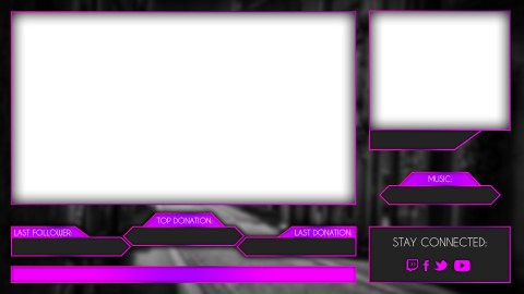 twitch overlay stream
