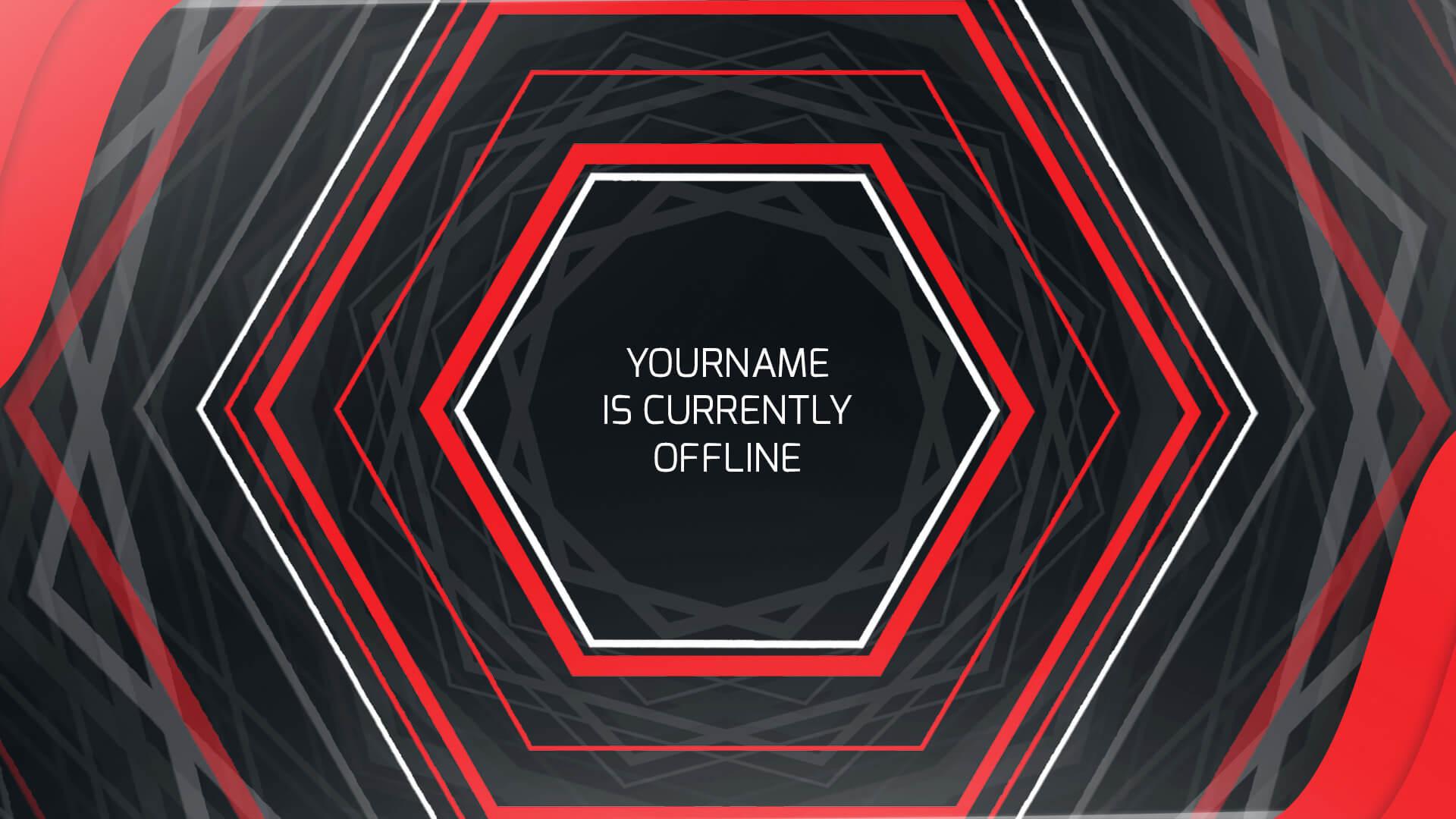 Hexa Offline Screen