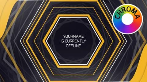 Preview-Hexa - Offline Screen
