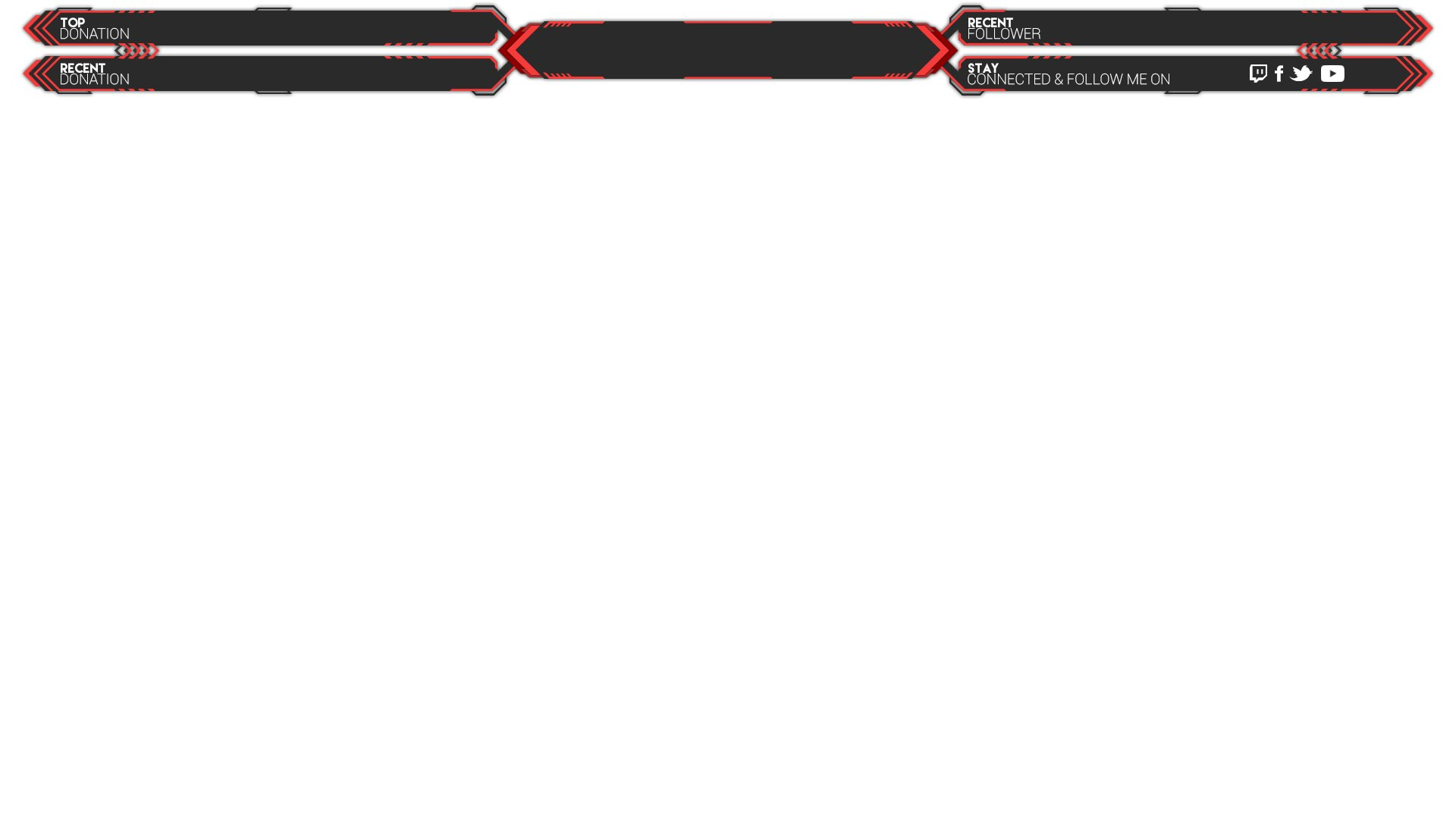 DayZ Overlay for twitch