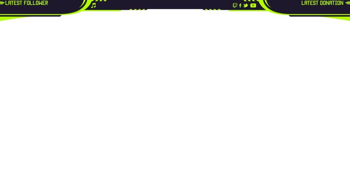 GTA-Overlay-Green-Template