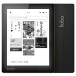 Kindle Voyageとkobo auraの比較