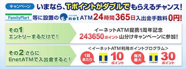 新生銀行243650ポイント山分けキャンペーン