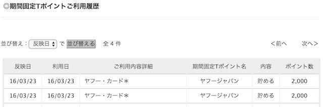YJカード初回利用特典 4000P付与.jpg
