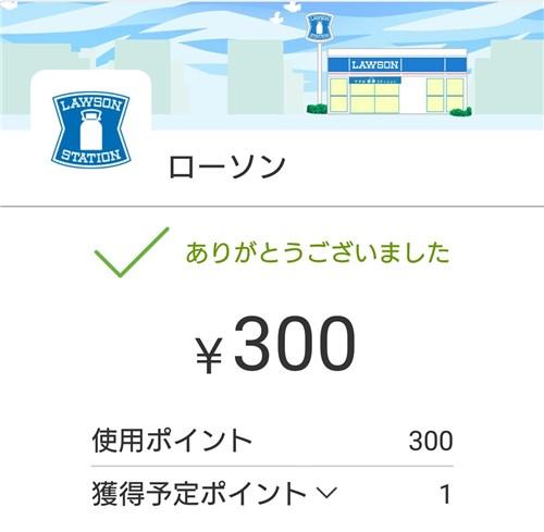 ローソン 楽天Pay 支払い結果.jpg