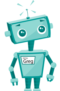 Greg the Robot - Streamlined Gaming