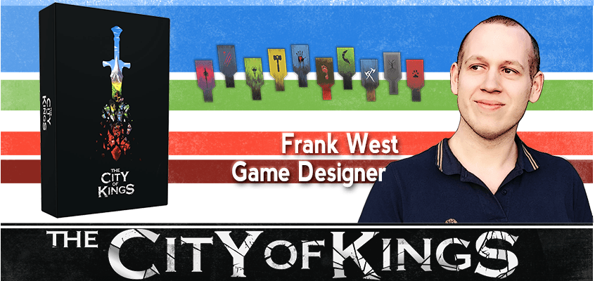 Ep. 17: Frank West – Creator of The City of Kings