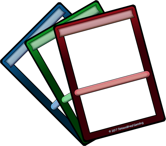 Free Trading Card Template Examples