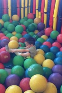 Caden Ball Pit