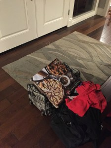 Packed for Thanksgiving