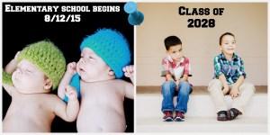 Kindergarten Starts