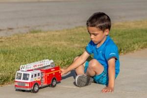 Caden_Fire Truck_05-04-15