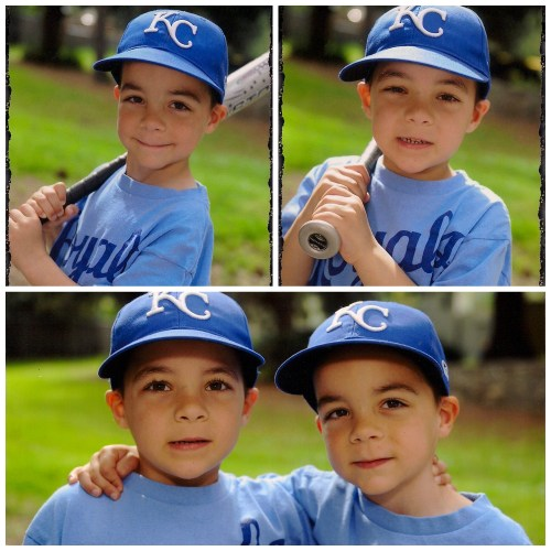 Tball Collage