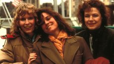 Mia Farrow, Barbara Hershey and Dianne Wiest in Woody Allen's 'Hannah and her Sisters'